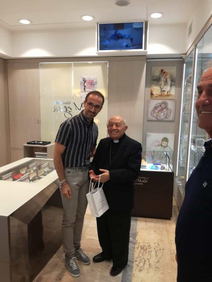 Monsignor Antonio Cantisani