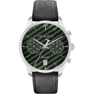 Orologio cronografo uomo Trussardi T-Genus R2471613005